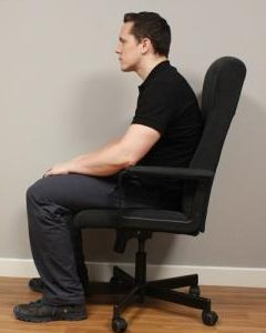 Sitting Posture – how should we sit?