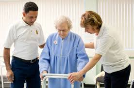 Physiotherapy: Falls and frailty