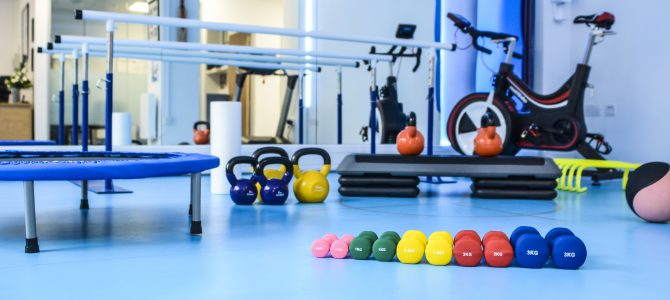 Classes Launch at Complete Physiotherapy